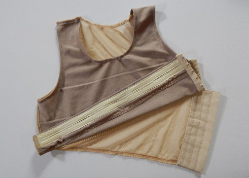 chest binder, binder, chest binding, tan binder, trans man, trans guy, trans boy, ftm